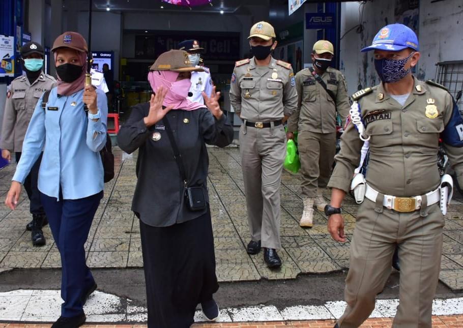 Berdasarkan Instruksi Mendagri, Kota Banjar Masuk PPKM Level 2