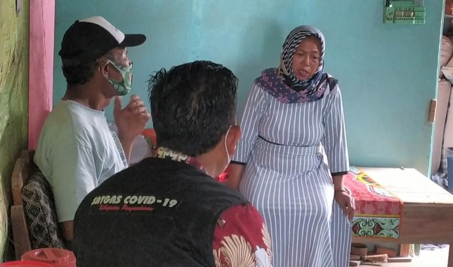 Genjot Vaksinasi di Objek Wisata Pantai Karapyak, Inilah yang Dilakukan Satgas Kecamatan Kalipucang