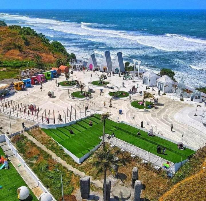 Karang Potong Ocean View Cianjur, Lokasi Harga Tiket dan Fasilitas Lengkap